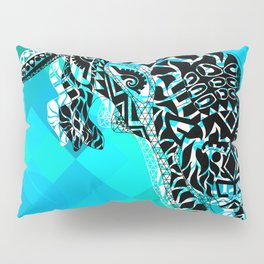 Cougar from the blue Sky ecopop Pillow Sham