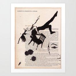 Tribute to Art Print