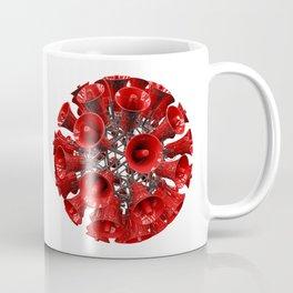 Ball of loud Coffee Mug
