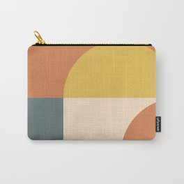 Abstract Geometric 04 Carry-All Pouch
