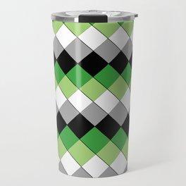 Aro (pattern) Travel Mug