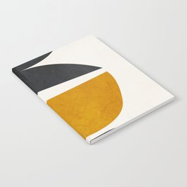 abstract minimal 23 Notebook