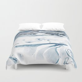 Marble fade Duvet Cover
