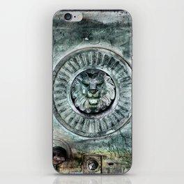 Dalziels grave iPhone Skin