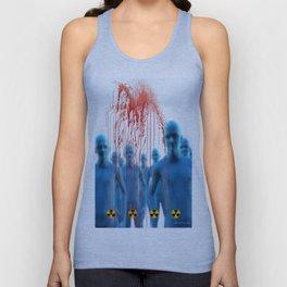 Aliens Gang & Strange Cosmic Blood Unisex Tank Top