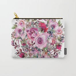 Bouquet of flower - wreath Carry-All Pouch