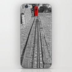 Train Line iPhone & iPod Skin