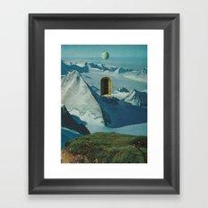 Elevated Observations 1 Framed Art Print