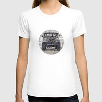 jeep T-shirts featuring Jeep No. 1 by Adam Ambro