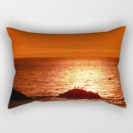 Time for Get-togethers Rectangular Pillow
