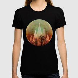 TREES under MAGIC MOUNTAINS I T-shirt
