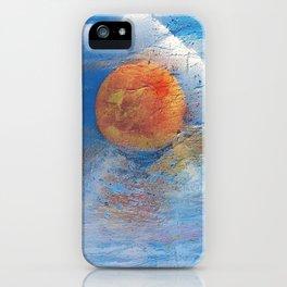 SPRAYART- BLUE iPhone Case