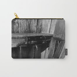 WOODEN DOOR Carry-All Pouch