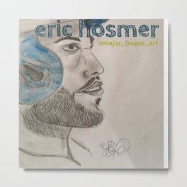 Eric Hosmer Metal Print