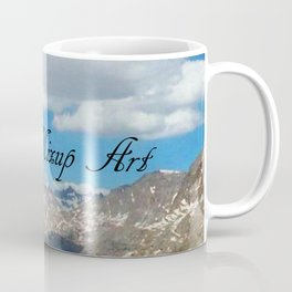Bridger - Teton Mountains Coffee Mug