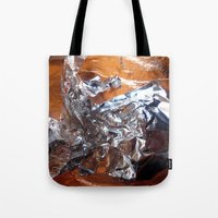 abyss Tote Bags featuring ABYSS by ....