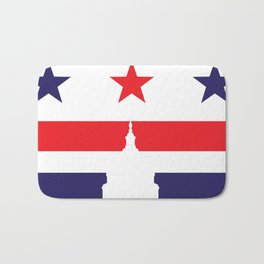 Washington Caps Bath Mat
