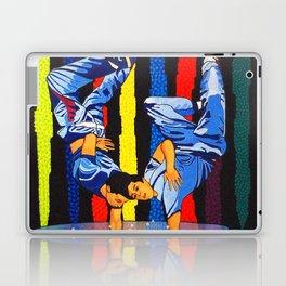 GARO - Twin dance Laptop & iPad Skin