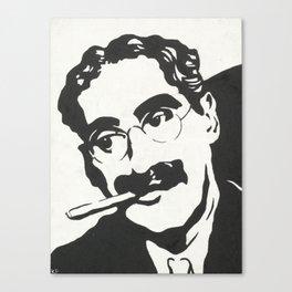 Mr. Marx Acrylic Pop Art Canvas Print