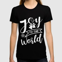 Funny Merry Christmas Sayings X-Mas Joy T-shirt