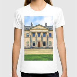 Castle Coole,  Enniskillen, Ireland. (Painting) T-shirt