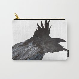 Blast Off, Raven! Carry-All Pouch