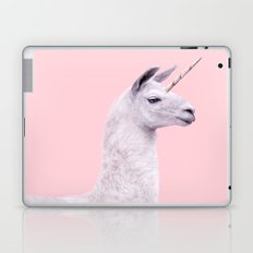 UNICORN LAMA Laptop & iPad Skin