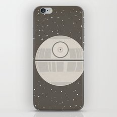 Death Star DS-1 Orbital Battle Station iPhone & iPod Skin