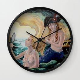 Dress Up Wall Clock