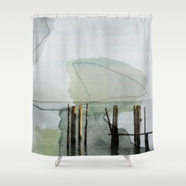A Lido Shower Curtain