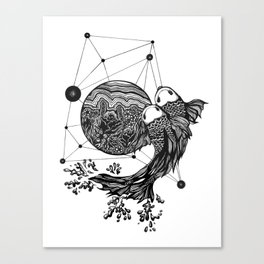 Picies Canvas Print