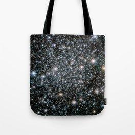 Star Cluster NGC 6496 Tote Bag