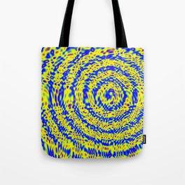 Globular Plasma Tote Bag