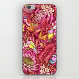 Stand out! (sunset flame) iPhone Skin