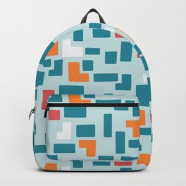 Bricks - dark Backpack