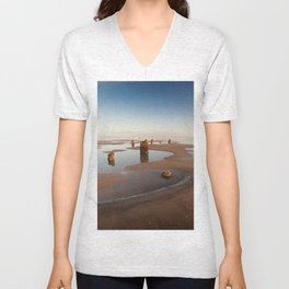 Low Tide Unisex V-Neck