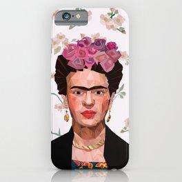 Elle c'est Frida iPhone Case