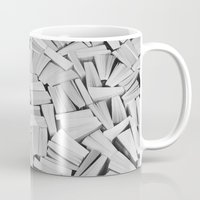 pulp fiction Mugs featuring Pulp fiction by GrandeDuc