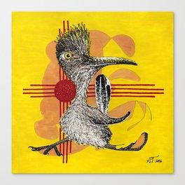 Roadrunner 1 Canvas Print