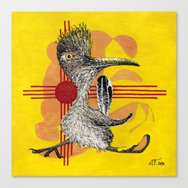 Roadrunner 1 Canvas Print