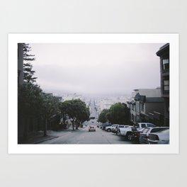 San Fransisco no.7 Art Print