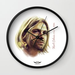 Cobain, Kurt Wall Clock