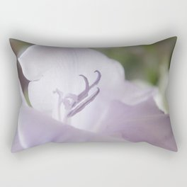 flora . gladiolus ,  gladiola Rectangular Pillow