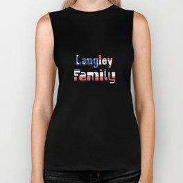 Langley Family Biker Tank