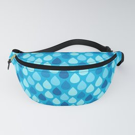 April Showers Fanny Pack