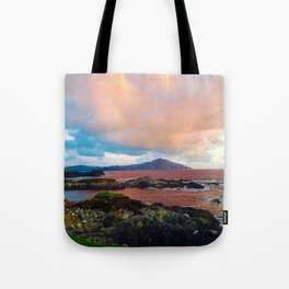 Ocean and Sun Tote Bag