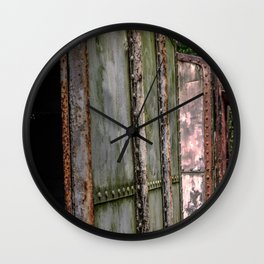 Hellfire Pass Wall Clock