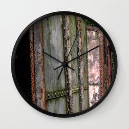 Hellfire Pass Wall Clock