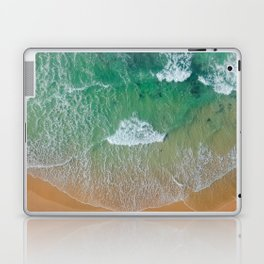 Drone Beach Laptop & iPad Skin