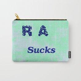 RA Sucks Carry-All Pouch